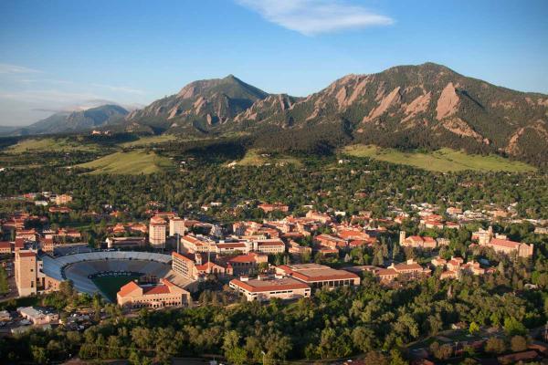 CAS CU Boulder
