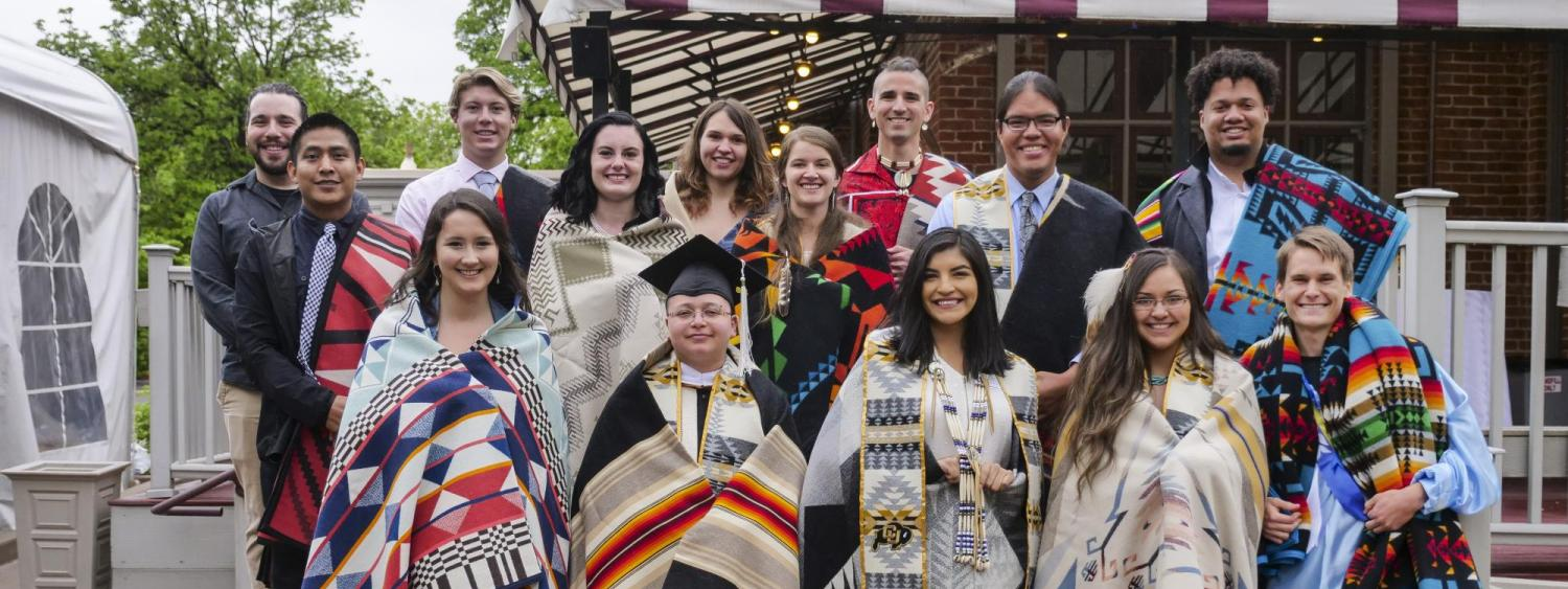 Native Graduation CNAIS 2018
