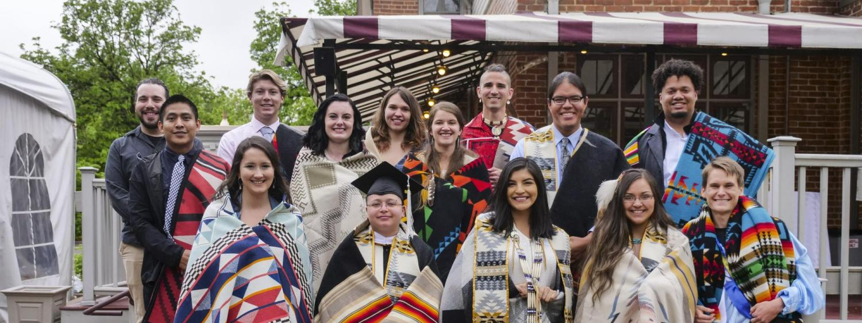 2018 Native Graduation CU Boulder
