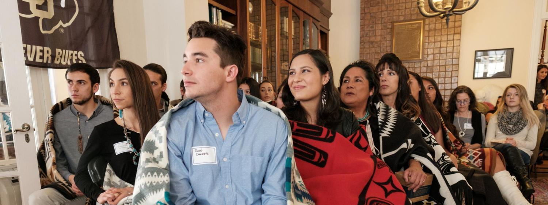 2016 Native Graduates CU Boulder