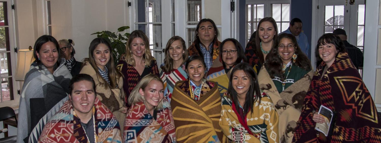 Native Graduation CU Boulder 2016