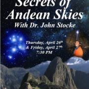 Secrets of the Andean Skies