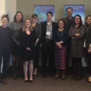 UN visit CU American Indian law Clinic