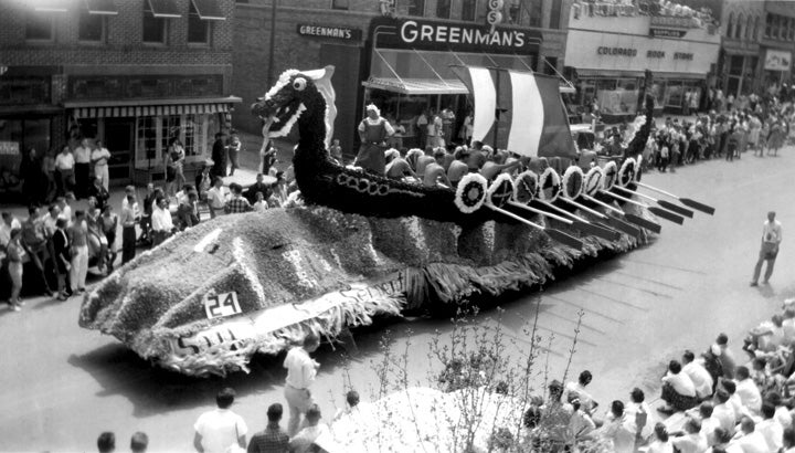 cu parade