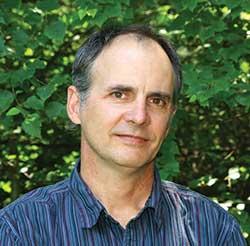 Freelance journalist Murray Carpenter (Psych'85)
