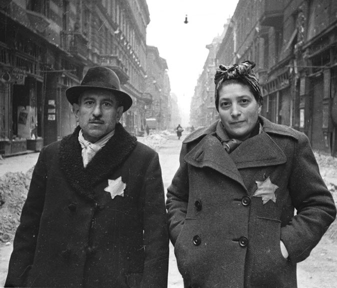 The Dodge Star And Jewish History: Holocaust Photos Lead To New Insights
