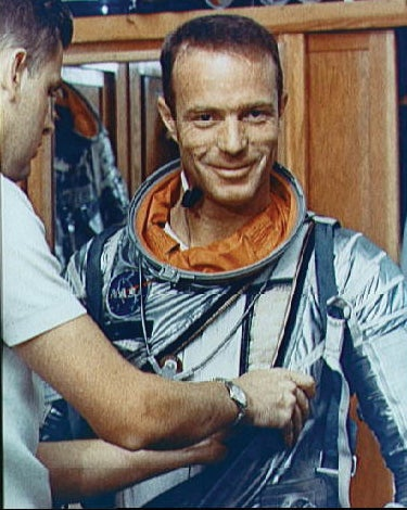 astronaut carpenter