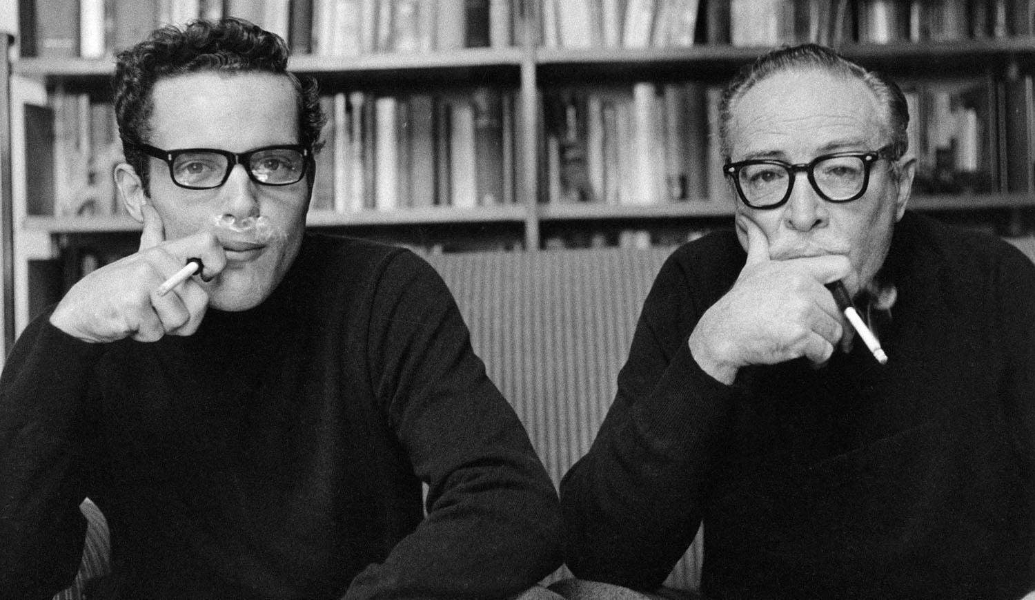 Christopher and Dalton Trumbo