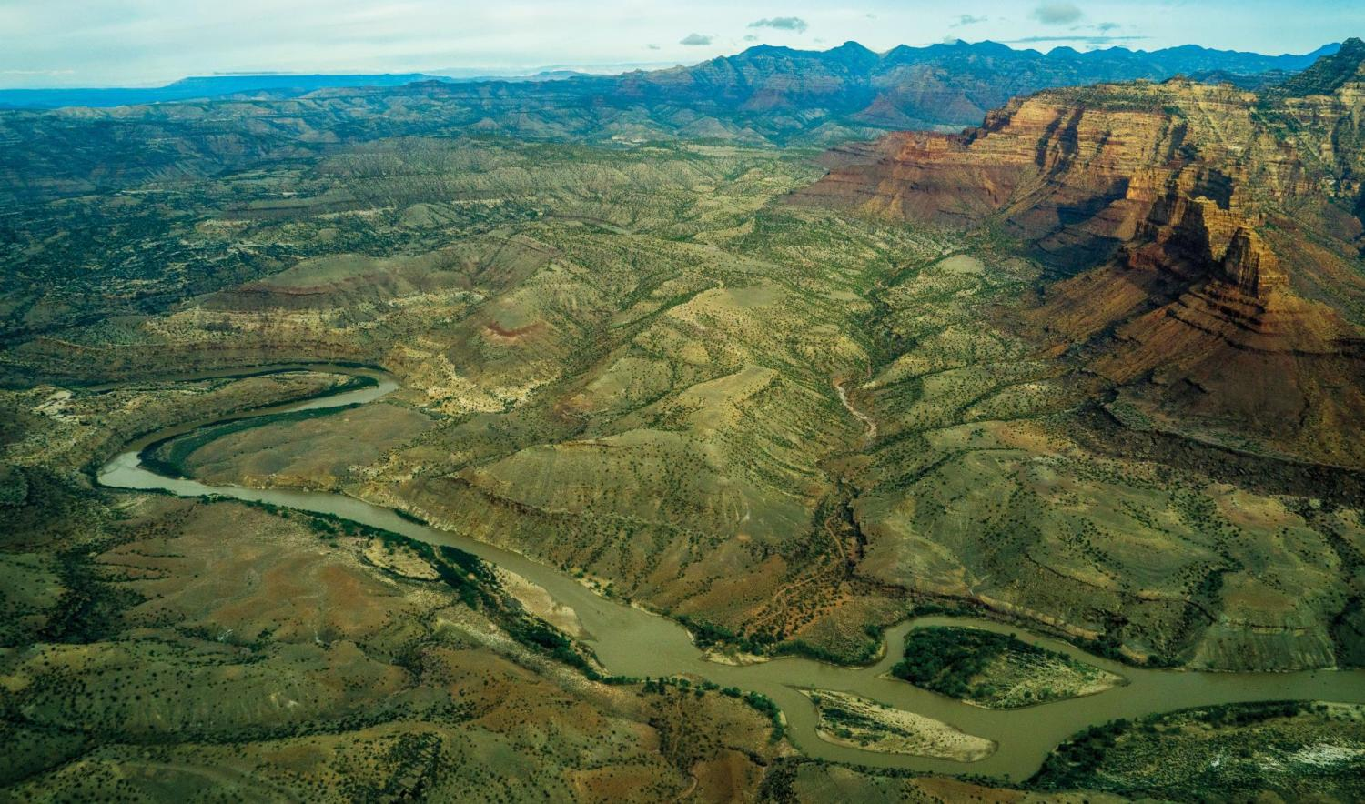 Photograph of The Green River