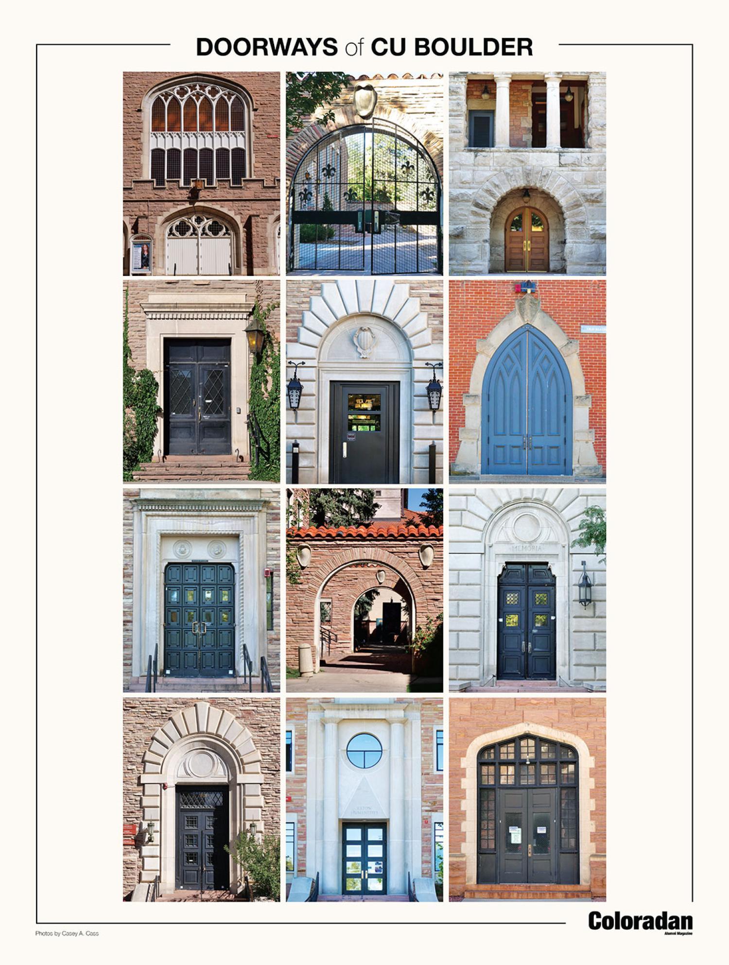 doorways of CU