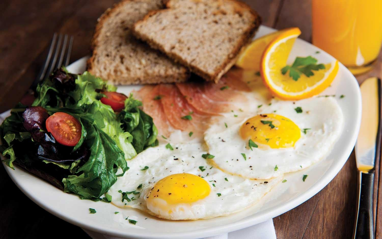 Modmarket breakfast