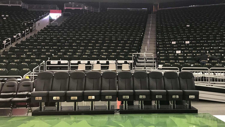NBA seats