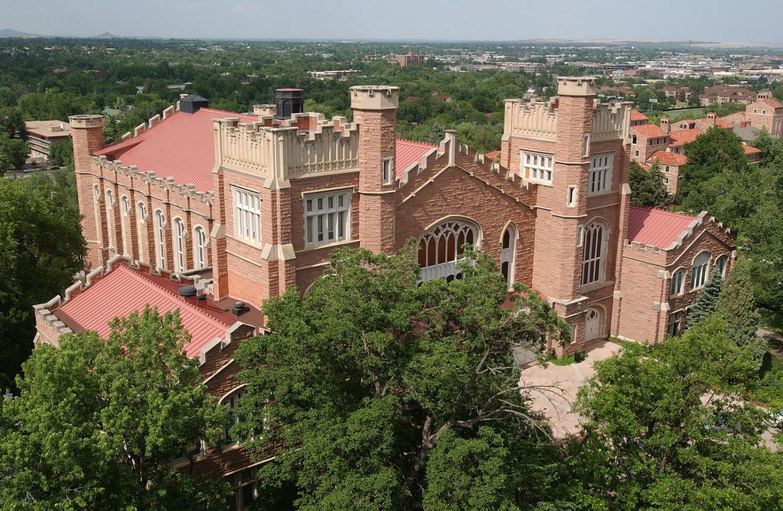 Current Photo of Macky Auditorium