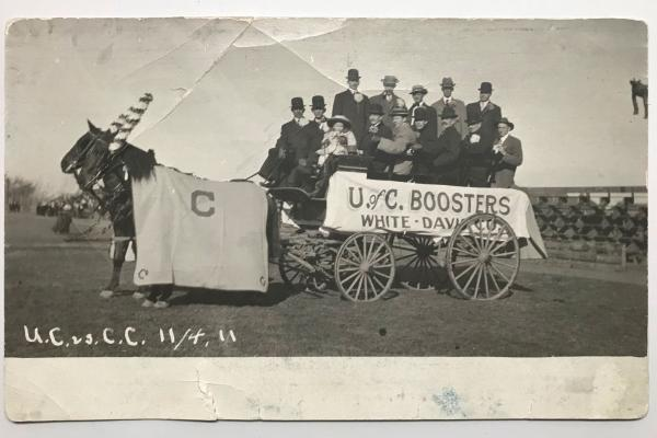 1911 Boosters Club post cards