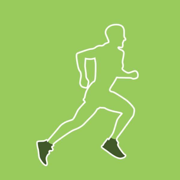 runner graphic