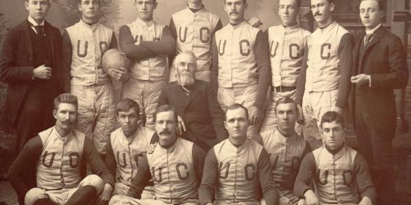 first cu football team