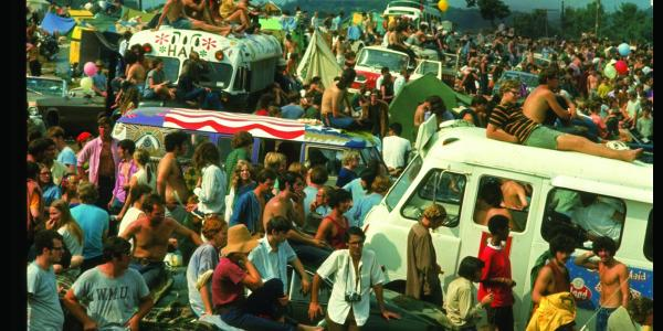 The first Woodstock