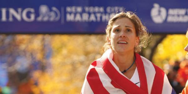goucher ny marathon