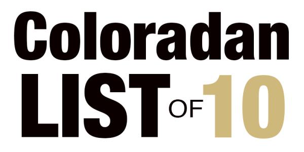 Coloradan List of 10