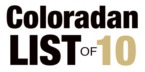 List of 10 logo