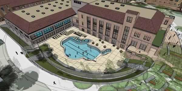 buffalo pool rec center
