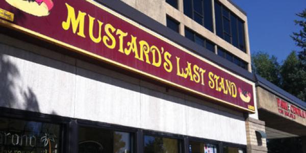 mustard's last stand