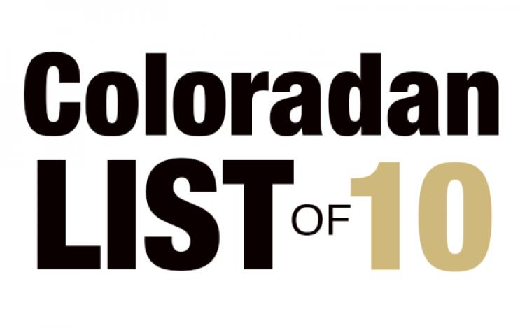 Colorado List of 10