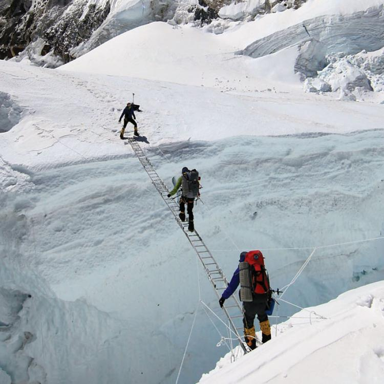 When Everest Speaks Alumni Association Magazine