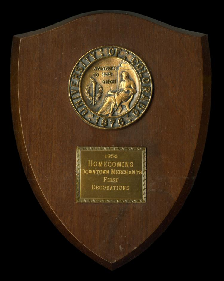 first place homecoming award