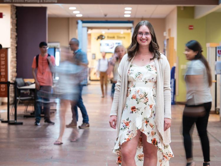 Michelle Galetti in the UMC