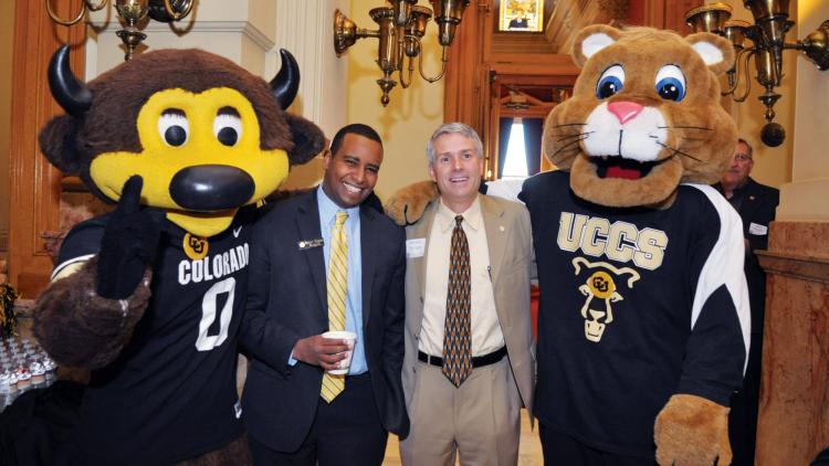 Joe Neguse was formerly a CU regent