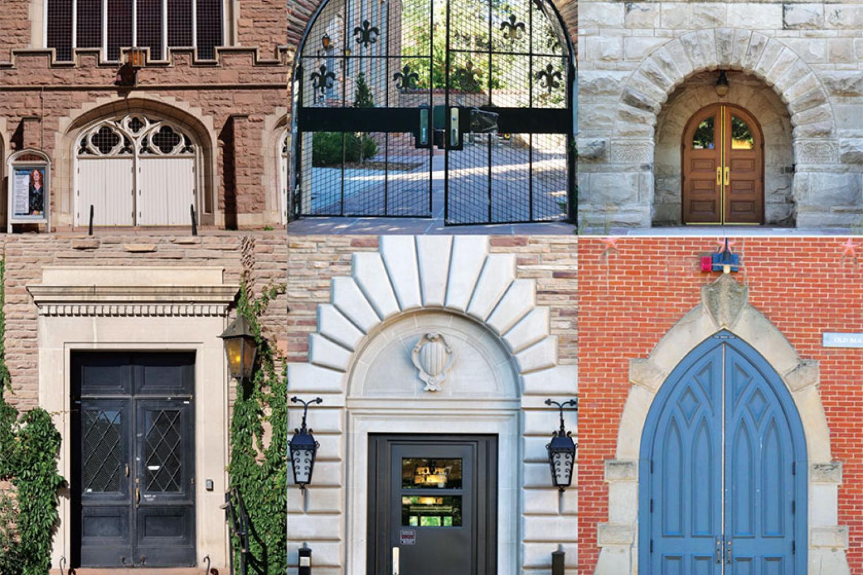 CU doorways