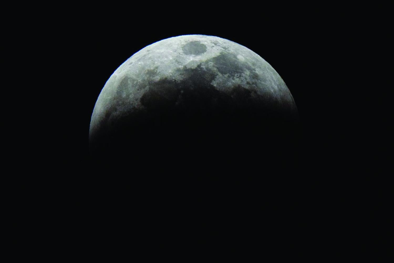 Wolf Blood Moon 2