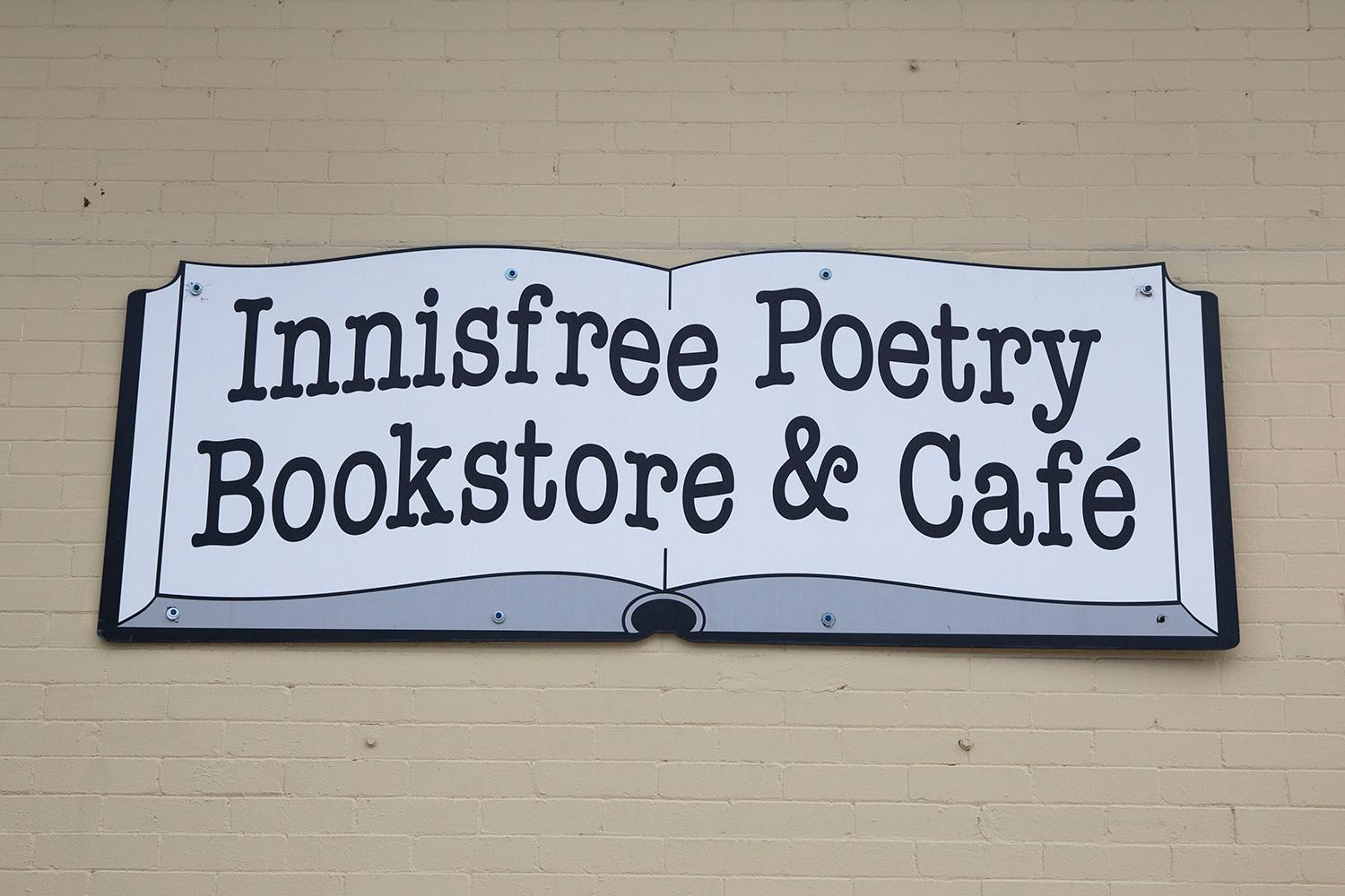 Innisfree Coffee and Poetry
