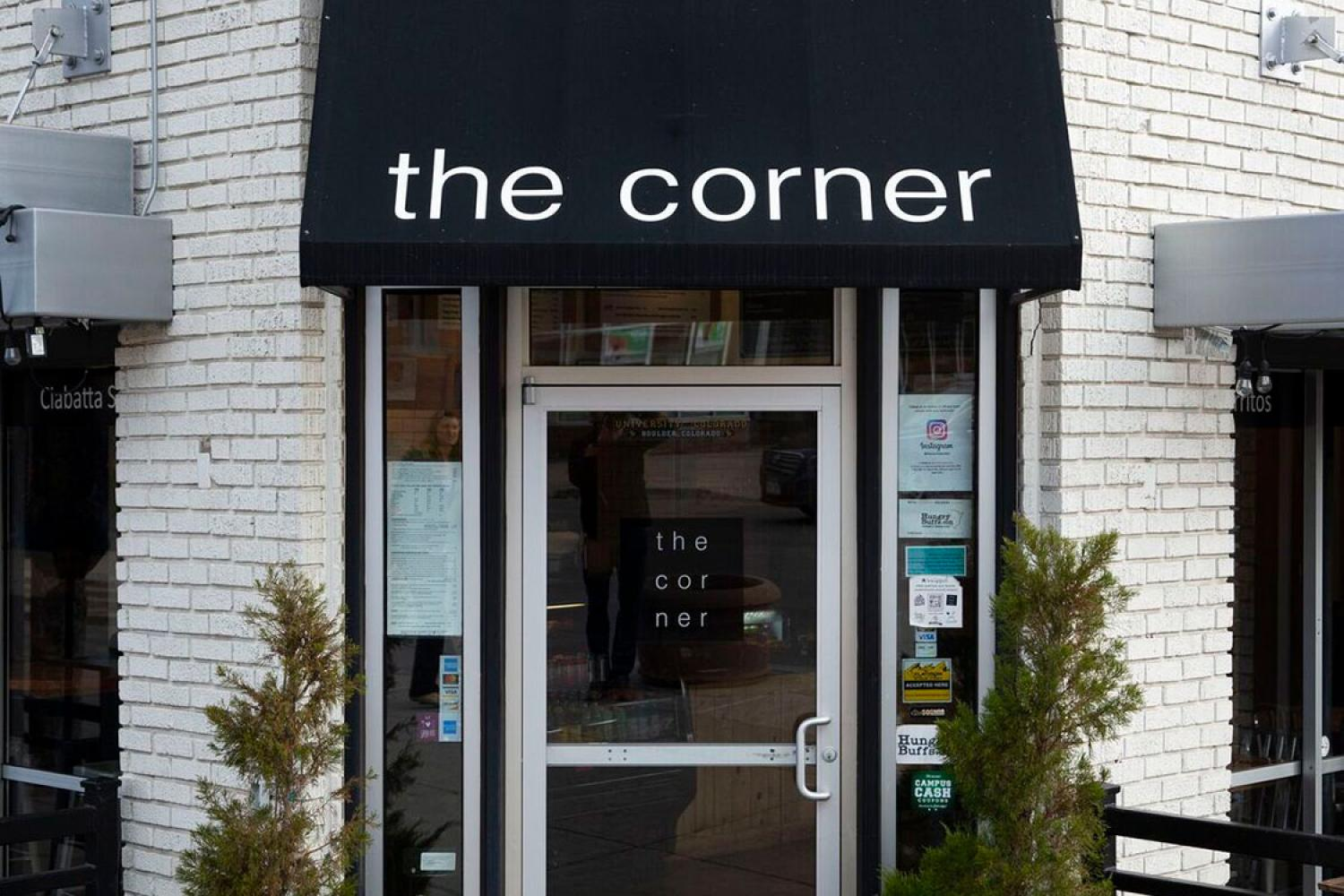 The Corner on The Hill