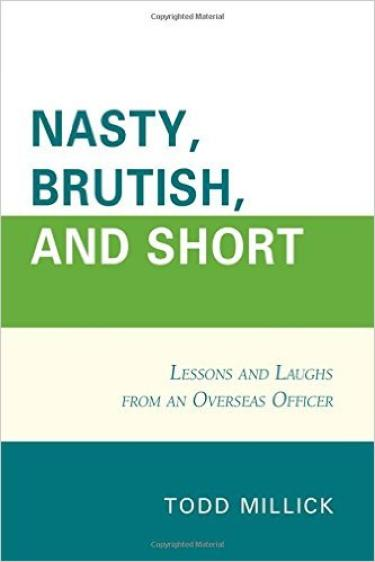 cover of Nasty british short