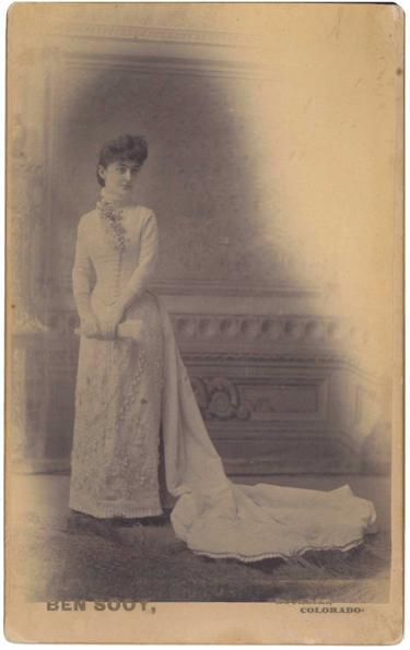 1886 Commencement program image