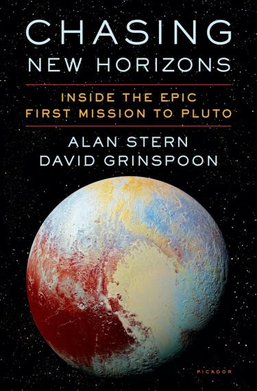 Chasing New Horizons book cover