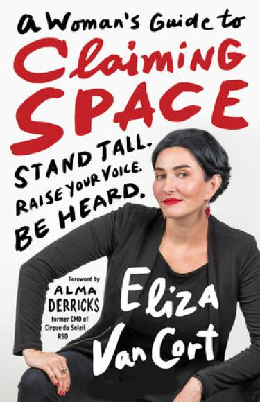A Woman's Guide to Claiming Space Cover
