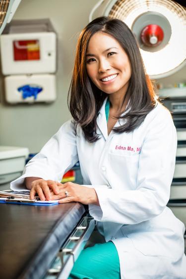 Doctor Edna Ma