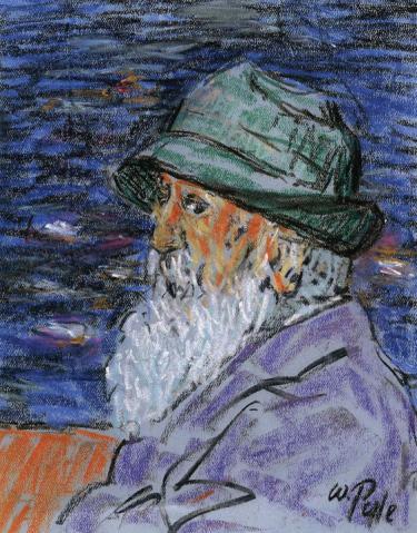 Portrait of Willis Pyle