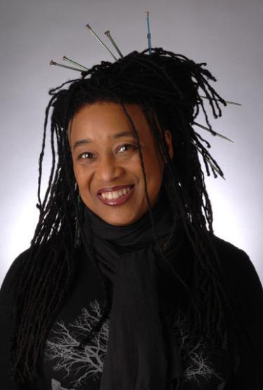 Pamela Z portrait
