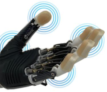 Biomedical robotic hand