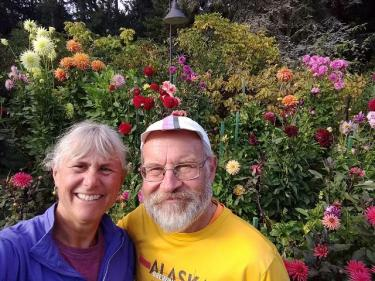 Rob Drugan and Connie Eppich