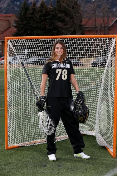 Julia Lisella, CU Women's Lacrosse