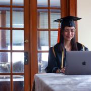 CU online commencement 2020