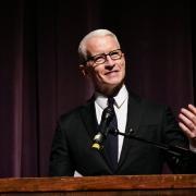 Anderson Cooper at CU Boulder
