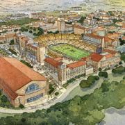 athletics complex expansion plan