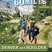 60 Hikes within 60 miles of Denver and Boulder cover