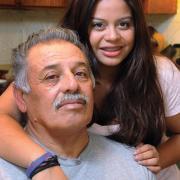 valenzuela and grandfather